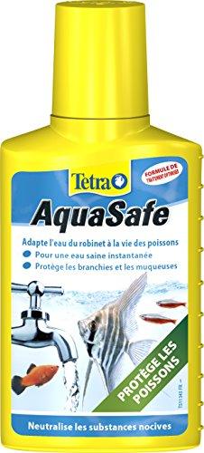 Tetra Aquasafe–Acondicionador de agua para peces tropicales–100ml