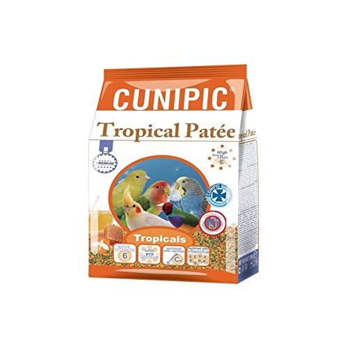 Cunipic - Cunipic Tropical Patée Pasta de Cría para Pájaros Tropicales - 2075 - 250 Grs.