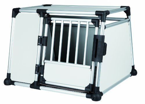 Jaula Transporte, Aluminio, 93x65x81 cm