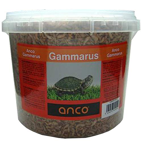 ANCO Gammarus, Comida para Tortugas de Agua, (750 ml)