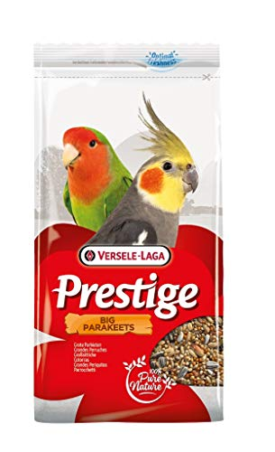 Prestige Big Parakeets para Ninfas y Agapornis 1kg