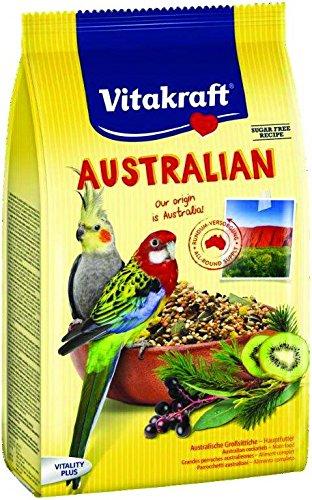 Vitakraft B-08313 Australian para Pájaros - 750 gr