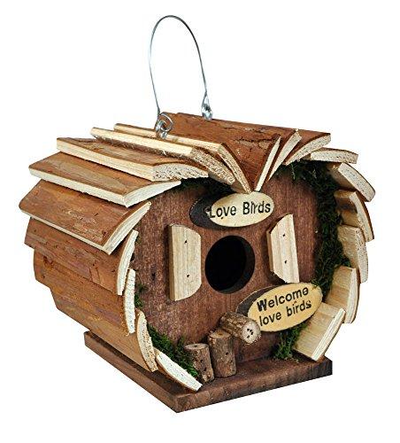 Kingfisher Bird Hotel - Casa de Madera para pájaros