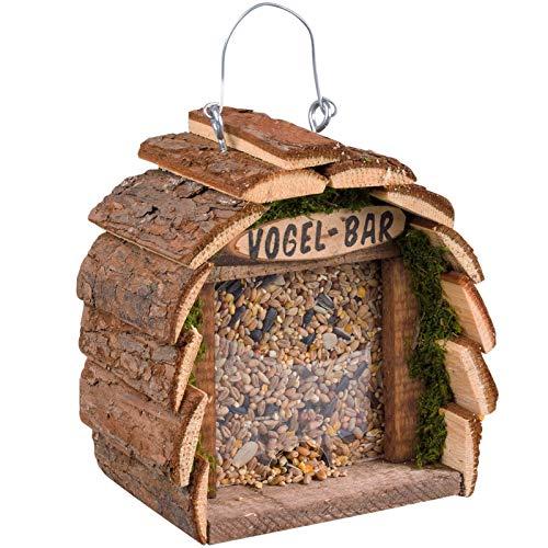 Gardigo Pájaro Bar alpiste Station Buffet granos y semillas de alimentación para las aves
