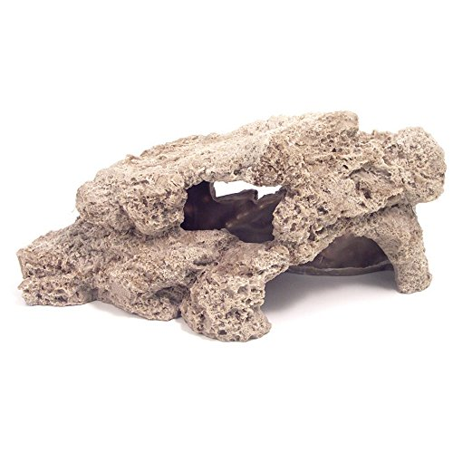 Rosewood - Decoración para Acuario, Roca de Arrecife apilable